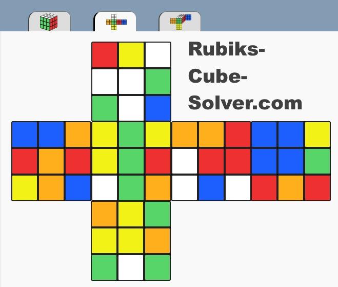online 2x2 rubik s cube solver